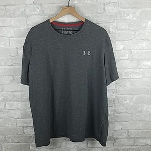 Mens UnderArmour Charged Cotton Loose T|XL